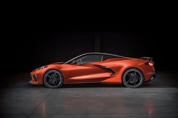 2021 Chevrolet Corvette Stingray Convertible